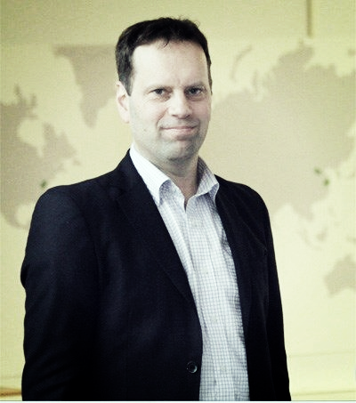 Christopher Palmberg (BEAM- Business Finland)