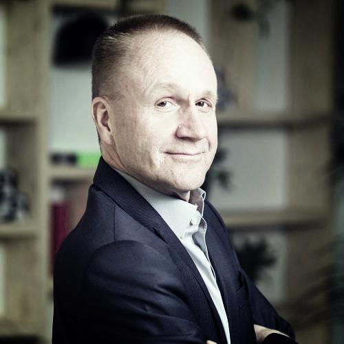 Mika Pyykkö (Sitra – Finnish Innovation Fund)