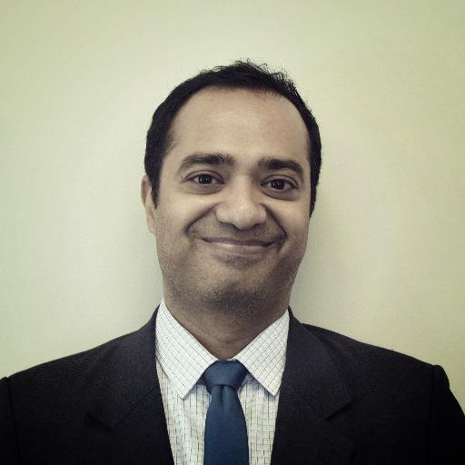 Pradeep Nair (Ford Foundation)